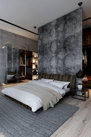 Decorations:Inspiring Bedroom Design For Men With Industrial Hanging Room  Divider Inspiring Bedroom Design For