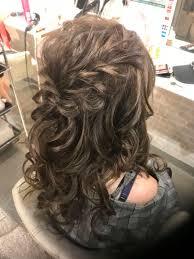 Hairmake 8lamia8ラミアさんのヘアスタイル ナチュラルハーフ