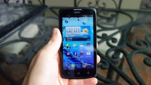 Acer Liquid C1 Hands On Review - YouTube