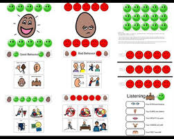 Behavior Smiley Chart Smiley Behavior System