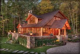 great home designs. log houses are not just a great example of building with natural materials, or destination for short holiday, they can also be homes one to home designs