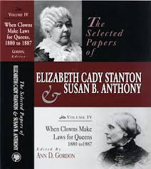 volume stanton and anthony papers online volume 4 of the selected papers of elizabeth cady stanton and susan b anthony