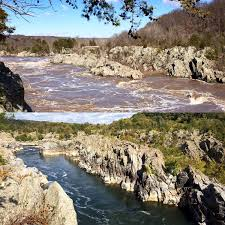 River Trail Hike: Great Falls Park Waterfalls and Views Near ...