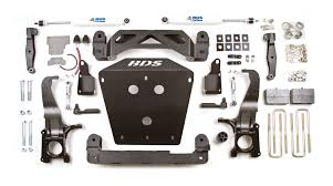 Toyota Tundra Lift Kits by BDS Suspension