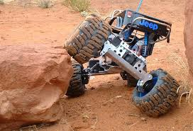 rock crawling e check out this emaxx crawler