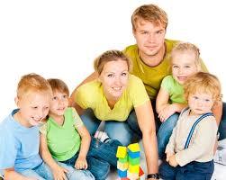 Какая помощь со стороны государства оказывается многодетным семьям  Какая помощь со стороны государства оказывается многодетным семьям