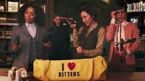 Gunpowder Milkshake Trailer: Karen ...