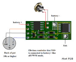 mod pcb home facebook Tiny Pwm Wiring Diagram diagram for the micro pwm no automatic alt text available Pwn Fan Wiring Diagram