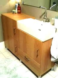bathroom vanity with side storage side storage vanity set table bathroom cabinet solution vanities with shelves