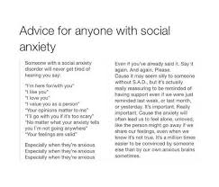 Social Anxiety Quotes Adorable Helping Others With Social Anxiety AnxietyDepressionBipolar
