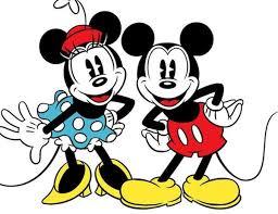 Tổng hợp hình ảnh đáng yêu nhất của chuột Mickey