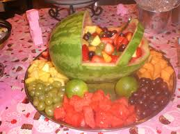 Decorated Fruit Trays Wonderful Decoration Fruit Trays For Baby Shower Terrific Tray Ideas 75