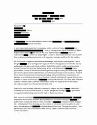 Cover Letter Of Resume Luxury Writing College And Scholarship