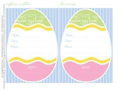 easter egg hunt template easter egg hunt templates for free happy easter 2018
