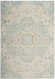 safavieh windsor wds329l light grey seafoam area rug