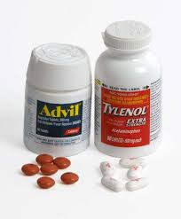 advil arthritis pills
