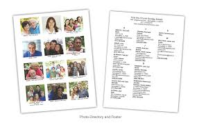 Pictorial Directory Template Word Communication Resources Inc Comresources Online Store