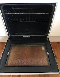 the mum confessed to only cleaning her oven once in nine years before discovering