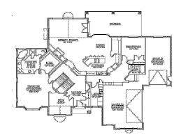 ranch home floor plans with walkout basement best of lake house plans walkout basement luxamcc