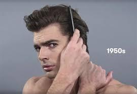 Video Jak Se Vyvíjel Pánský účes Za Posledních 100 Let Podívejte