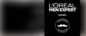 <b>L'Oréal Paris</b> Supports Movember In Advancing Research On <b>Men's</b> ...