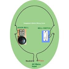learn how to wire a doorbell how to wire a door bell wiring layout image