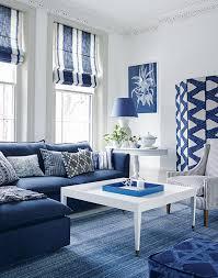 Marvellous Blue And White Living Room Blue And White Living Room Zisne