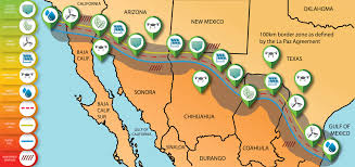 of a wall the proposal by 28 prominent u s scientists and engineers says that the effort would bring abundant energy and water to the region while