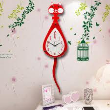 kids wall clocks childrens wall clocks