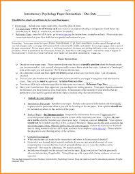 Parts Of A Resume 100 Example Of Research Paper Format Parts Resume How To Write A 87