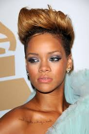 it s really important to me to make rihanna look like she s glowing like she just stepped off the beach said mylah about rihanna s look