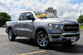 New 2019 RAM All-New 1500 Big Horn/Lone Star Quad Cab in Oak Lawn ...
