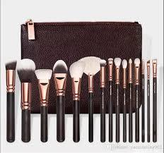 hot new brush set of professional makeup brushes eye shadow eyeliner mi pencil makeup tools with bag less boats makeup brush line softener eye shadow
