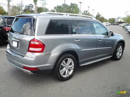 2010 Palladium Silver Metallic Mercedes-Benz GL 350 BlueTEC 4Matic ...