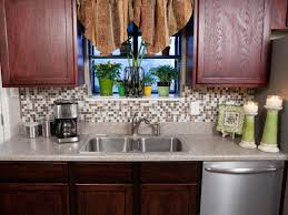 Diy Tile Backsplash Kitchen How To Install A Backsplash How Tos Diy
