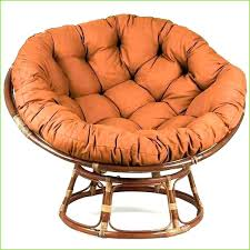 double cushion chair best of with papasan outdoor