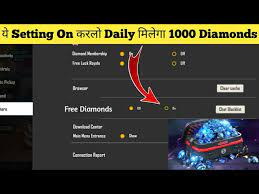 Free fire diamonds and coins. Free Diamond Trick Free Fire Me Diamonds Kaise Le How To Get Free Diamonds In Free Fire Youtube