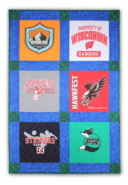 Easy T-Shirt Quilt instructions. From June Tailor at www ... & Easy T-Shirt Quilt instructions. From June Tailor at www.junetailor.com Adamdwight.com