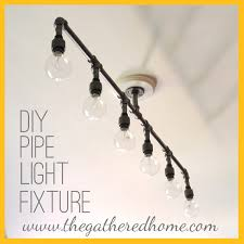 diy pipe lighting. save diy pipe lighting