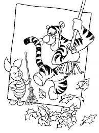 Kids N Fun Kleurplaat Winnie De Pooh Winnie En Vriendjes