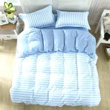 striped bed sheets blue and white striped bedding blue striped quilt bedding set brief style striped bed sheets