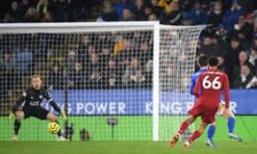 The match will be held behind closed doors at anfield. Leicester City 0 4 Liverpool Premier League As It Happened Football The Guardian