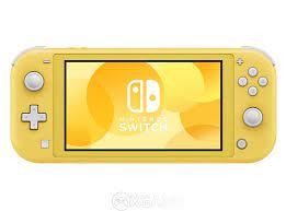 Máy Nintendo Switch Lite Yellow – xGAMESHOP-Retail Store Games