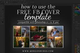 Free Facebook Covers Templates How To Place Images Into A Photoshop Collage Template Morgan Burks