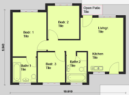 small house plans in south africa two bedroomed under 1000 sq ft bedroom