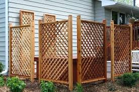 full size of interior outdoor wicker screen insitu free standing privacy screens partition inviting and