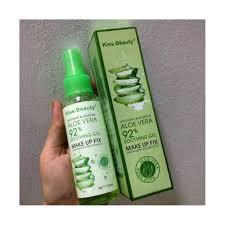 92 aloe vera makeup fixing spray by kiss beauty