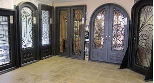 wrought iron front doorsCheap Iron Doors  Houston Door Clearance Center