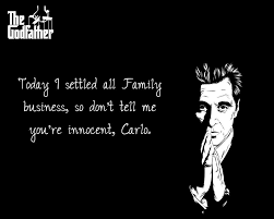 Godfather Quotes Mesmerizing The Godfather Quotes 48 By MarioLuigifan On DeviantArt