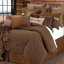 crestwood cowboy bedding collection